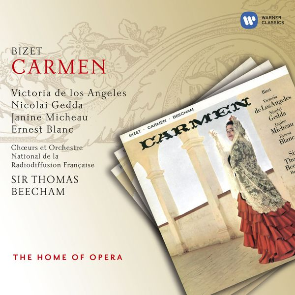 Thomas Beecham - Bizet : Carmen (2000 Remastered Version)