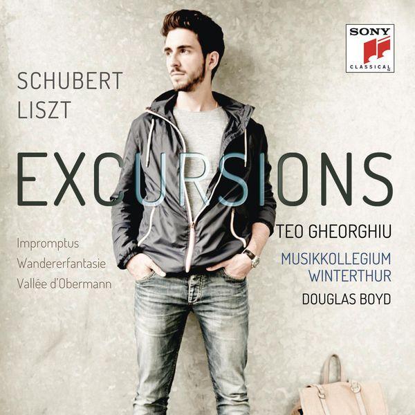 Teo Gheorghiu - Schubert & Liszt: Excursions