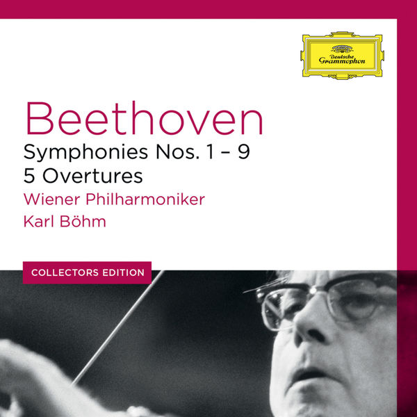Wiener Philharmonic Orchestra - Beethoven: Symphonies Nos. 1 - 9; 5 Overtures