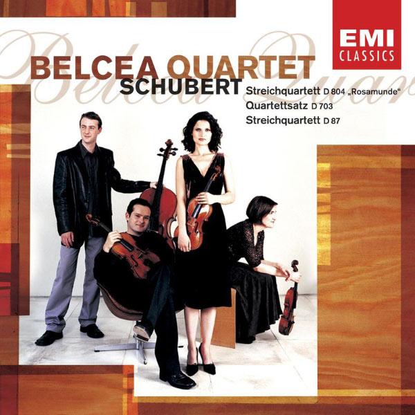Belcea Quartet - Schubert: String Quartets