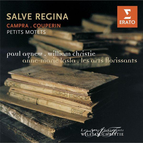William Christie - Campra - Couperin : Salve Regina (Petits Motets)