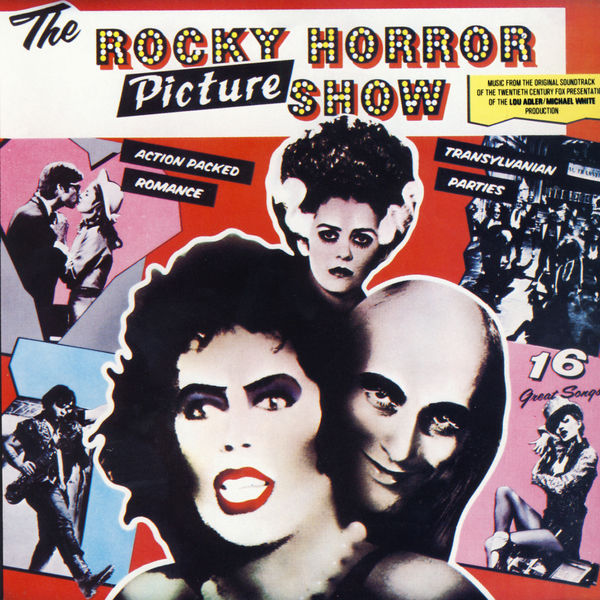 Various Artists - The Rocky Horror Picture Show - Original Soundtrack