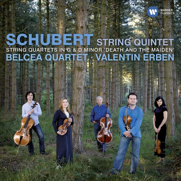 Belcea Quartet - Schubert: String Quintet, Quartet in G, Quartet in D minor