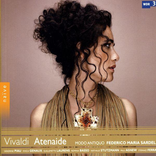 Modo Antiquo - Antonio Vivaldi : Atenaide (Opere teatrale, vol. 9)