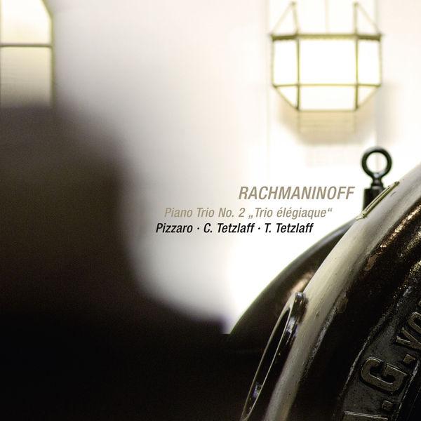 """Artur Pizarro - Rachmaninoff : Piano Trio No. 2 """"Trio élégiaque"""""""