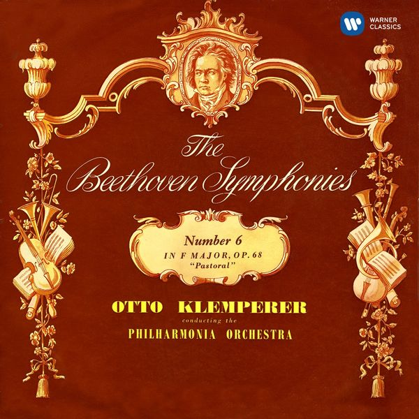 Otto Klemperer - Beethoven: Symphony No. 6, Leonore Overture No. 1
