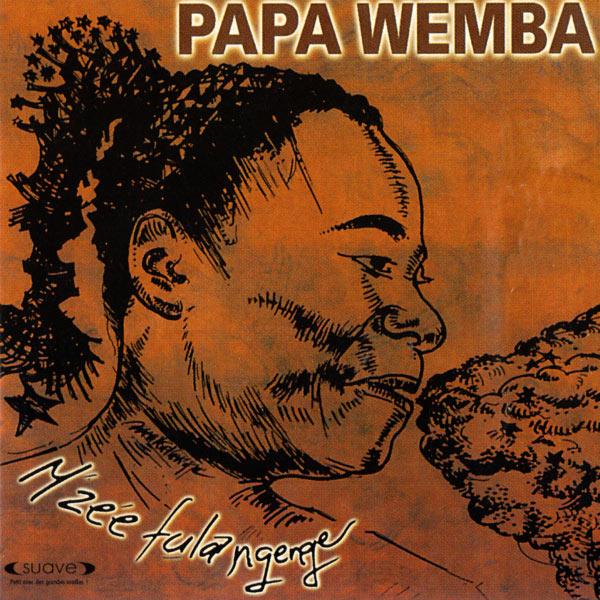 Papa Wemba - M'Zee Fula-Ngenge