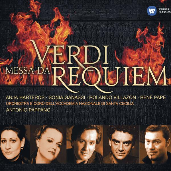 Antonio Pappano - Giuseppe Verdi : Requiem