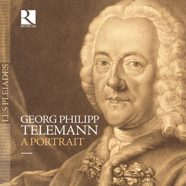 Various Artists - Telemann: A Portrait