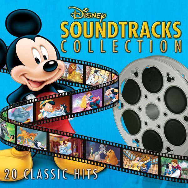 Various Artists - Disney Soundtracks Collection