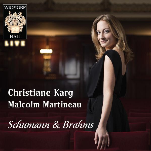 Robert Schumann - Clara & Robert Schumann, Brahms : Recital