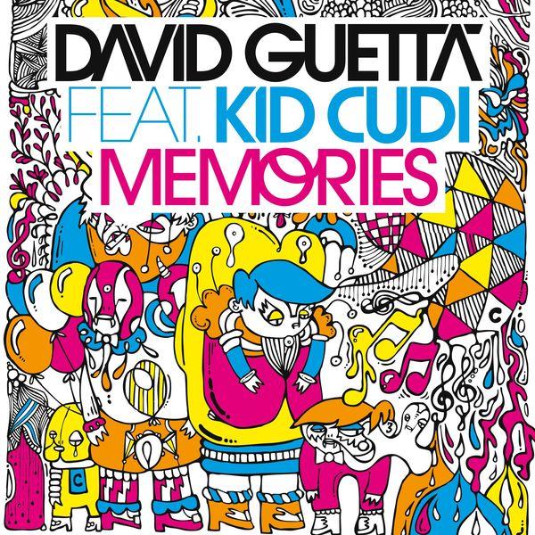 David guetta feat. Kid cudi memories + download youtube.