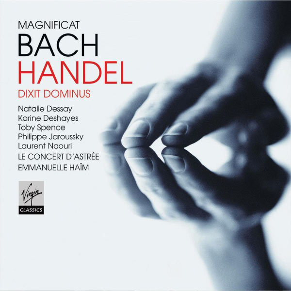 Emmanuelle Haïm - Magnificat - Dixit Dominus