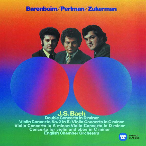 Itzhak Perlman - Bach, JS: Violin Concertos & Double Concertos
