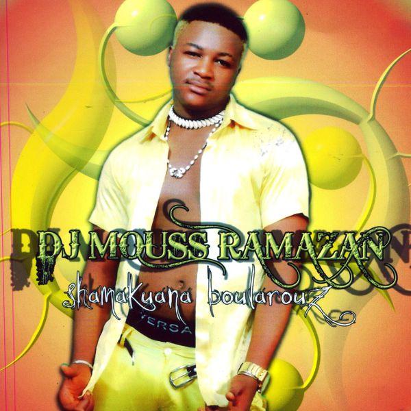 K7pacoje: dj mouss -the wanted mixtape r&b #6 (1998).