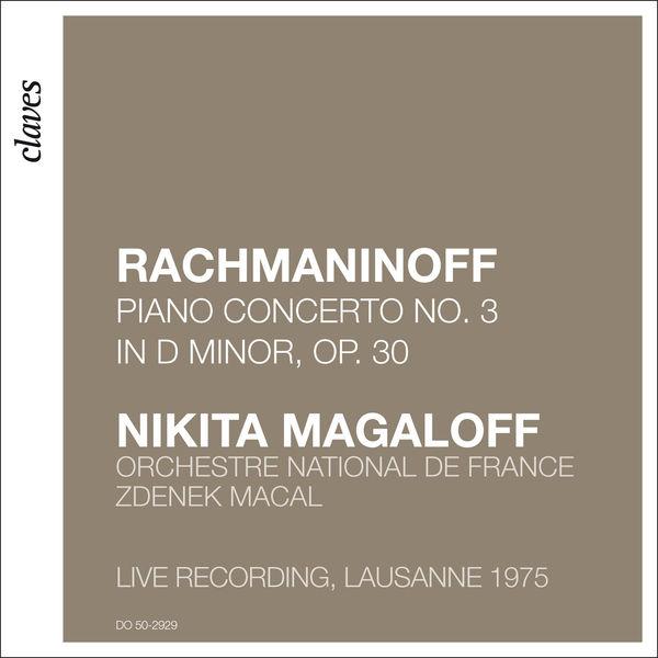 Orchestre National de France - Rachmaninoff: Piano Concerto No. 3 (Live Recording, Lausanne 1975)