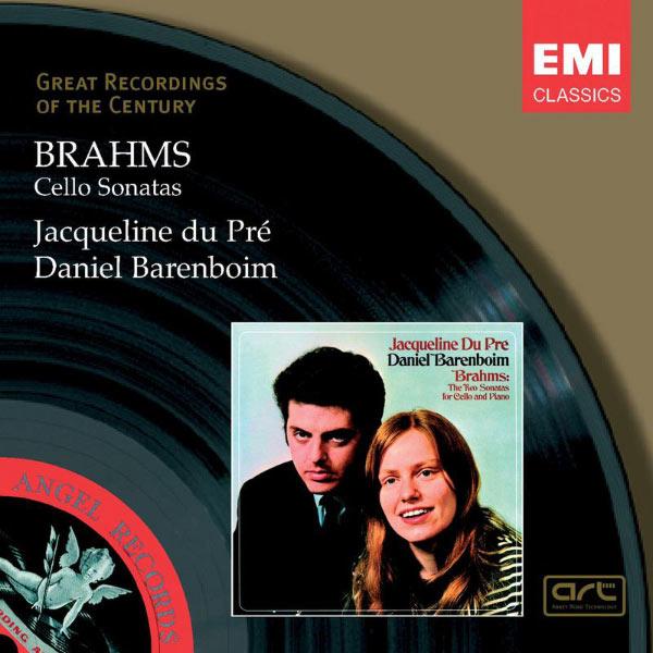 Jacqueline du Pré Brahms: Cello Sonatas