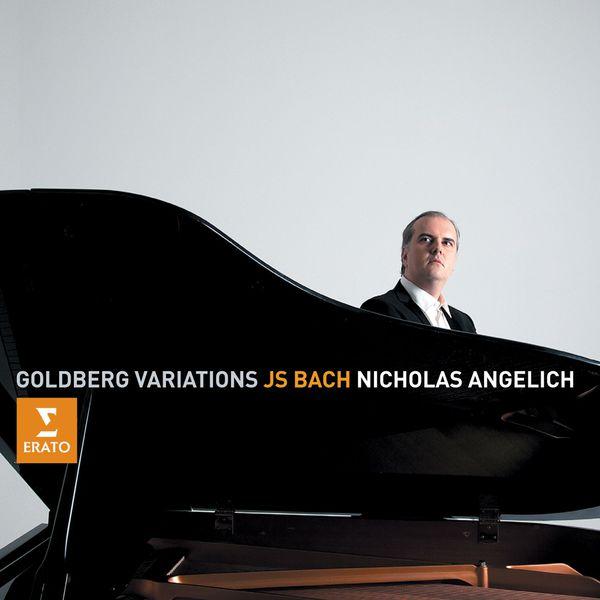 Nicholas Angelich - Bach : Variations Goldberg BWV 988