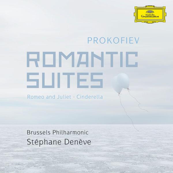 Stéphane Denève - Prokofiev : Romantic Suites