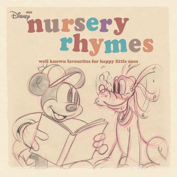 Various Artists - Mini Disney - Nursery Rhymes