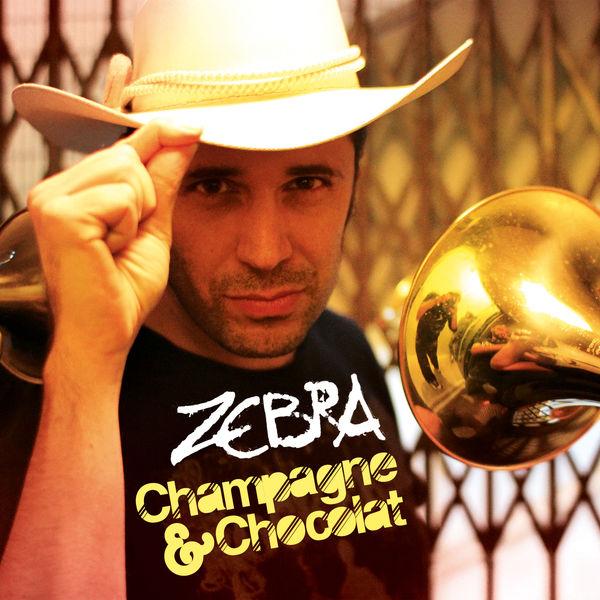 Zebra - Champagne et chocolat
