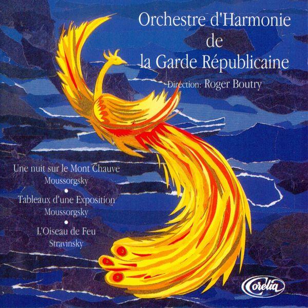 Orchestre D'Harmonie De La Garde Républicaine - L'oiseau De Feu