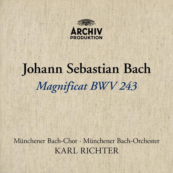 Maria Stader - J.S. Bach: Magnificat In D Major, BWV 243
