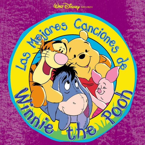 Various Artists - The Many Songs Of Winnie The Pooh