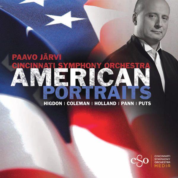 Paavo Järvi - American Portraits