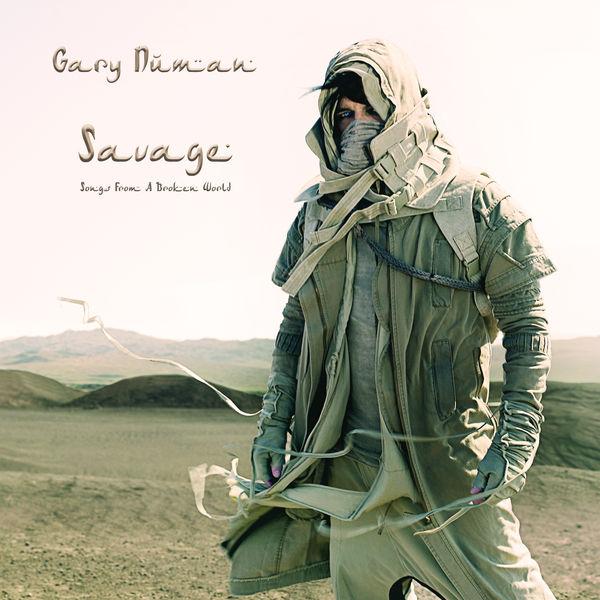 Gary Numan Savage (Songs from a Broken World)