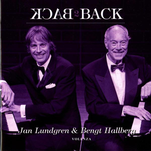 Jan Lundgren - Back 2 Back