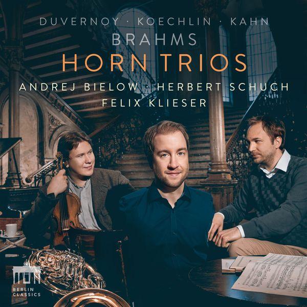 Felix Klieser - Horn Trios