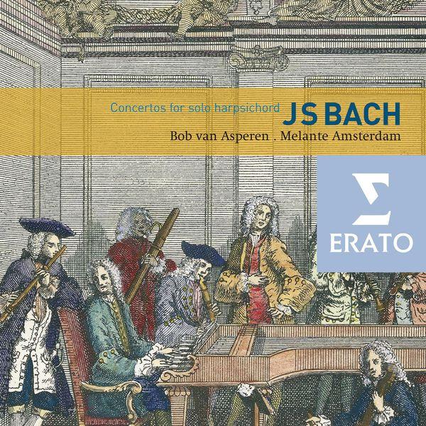 Bob Van Asperen - Concertos pour clavecin, BWV 1052-1059
