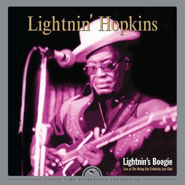 Lightnin' Hopkins - Lightnin's Boogie: Live at The Rising Sun Celebrity Jazz Club (Remastered)