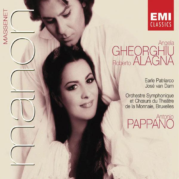 Antonio Pappano - Massenet : Manon