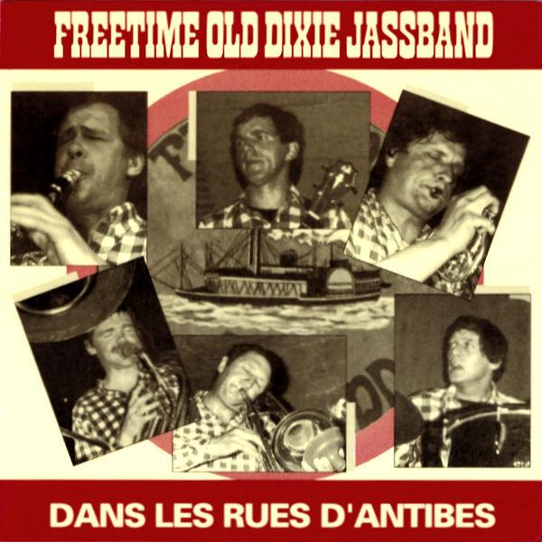 Freetime Old Dixie Jassband - Dans les rues d'Antibes