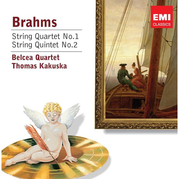 Belcea Quartet - Brahms : String Quartet 1 & Quintet 2