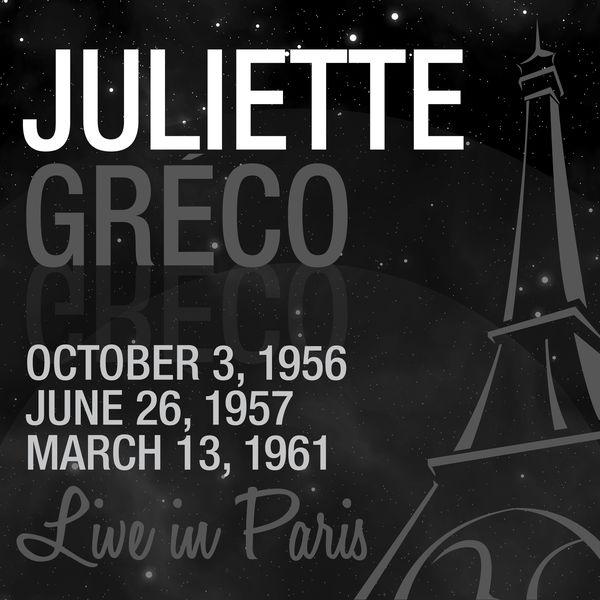 Juliette Gréco - Live in Paris