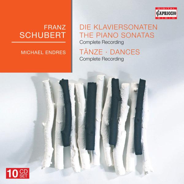 Michael Endres - Franz Schubert : Sonates & danses pour piano