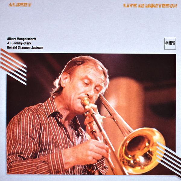 Albert Mangelsdorff - Allbert Live in Montreux!