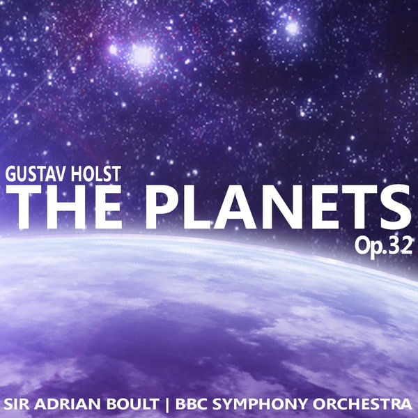 BBC Symphony Orchestra - Holst: The Planets