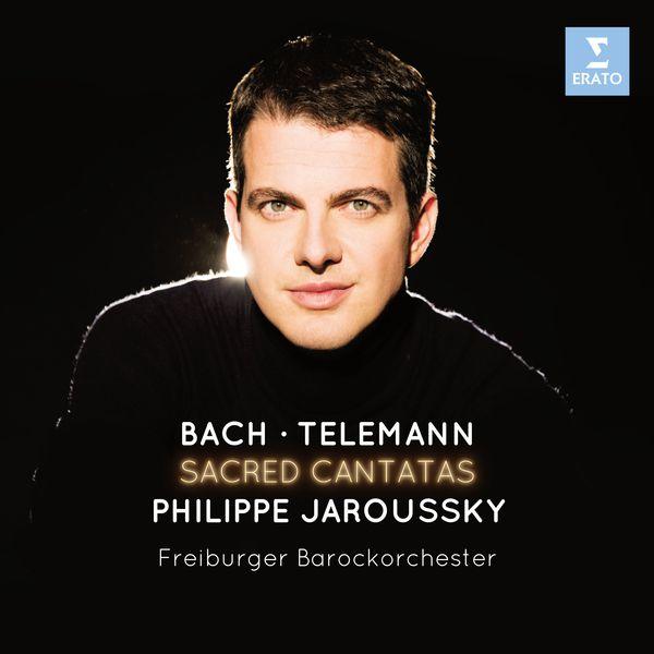 Philippe Jaroussky - Bach & Telemann : Sacred Cantatas
