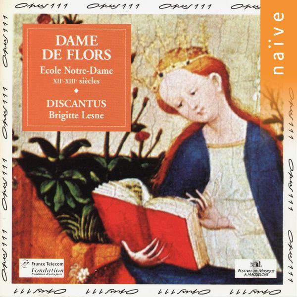 Brigitte Lesne - Dame de flors