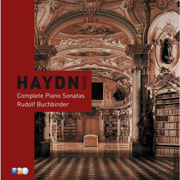 Rudolf Buchbinder - Haydn Edition Volume 3 - Piano Sonatas [Complete]