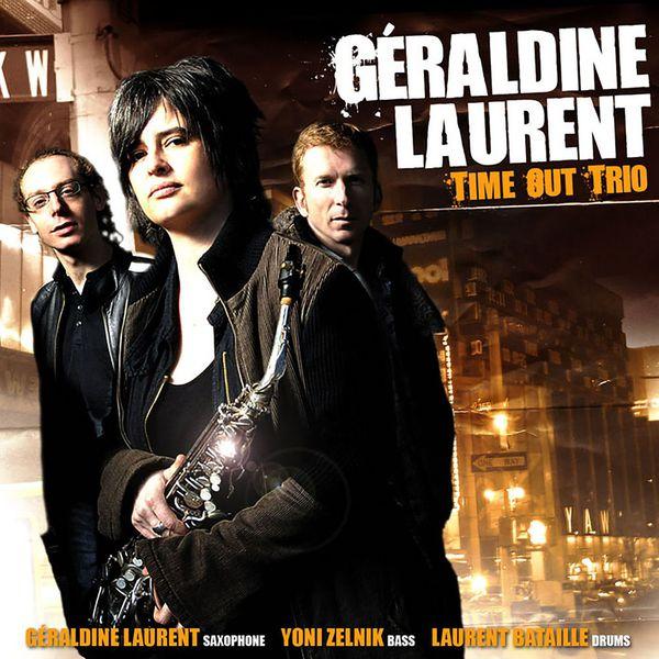 Géraldine Laurent - Time Out Trio