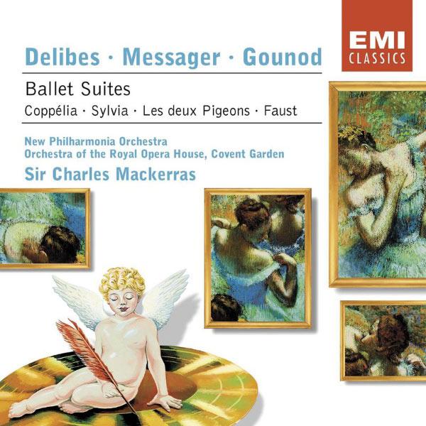 Charles Mackerras - Delibes/Messager/Gounod : Ballet Music
