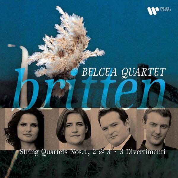 Belcea Quartet - Quatuors à cordes, Divertimenti