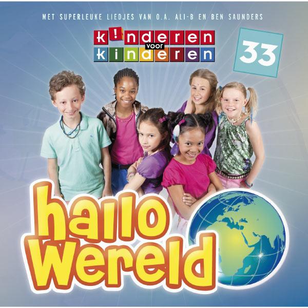 Kinderen voor Kinderen - Hallo Wereld (33)