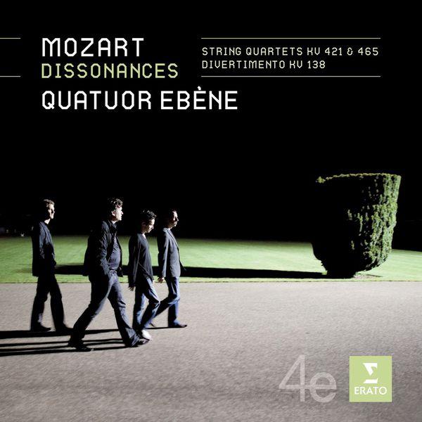Quatuor Ébène - Mozart String Quartets