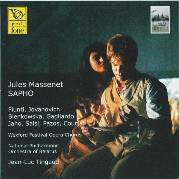 Jean-Luc Tingaud - Jules Massenet : Sapho